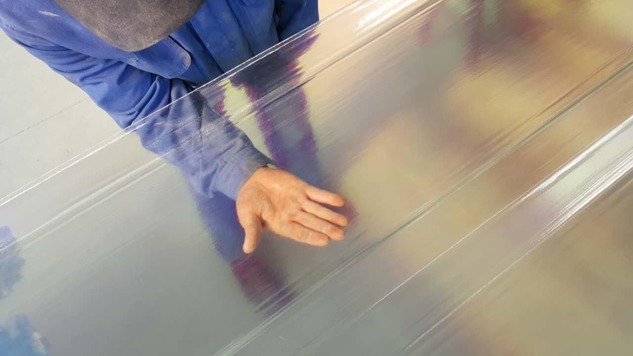多凯采光板采光瓦透明瓦阳光瓦阳光板