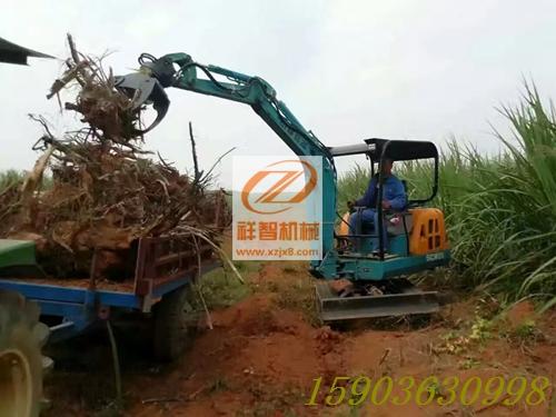 抓木机厂家甘肃白银价格优惠专业生产厂商