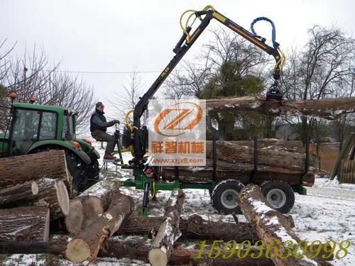 园林抓木机西藏那曲地区操作视频多少钱一台