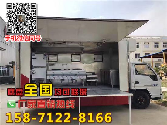 东风锐铃餐车快餐车的运输方式