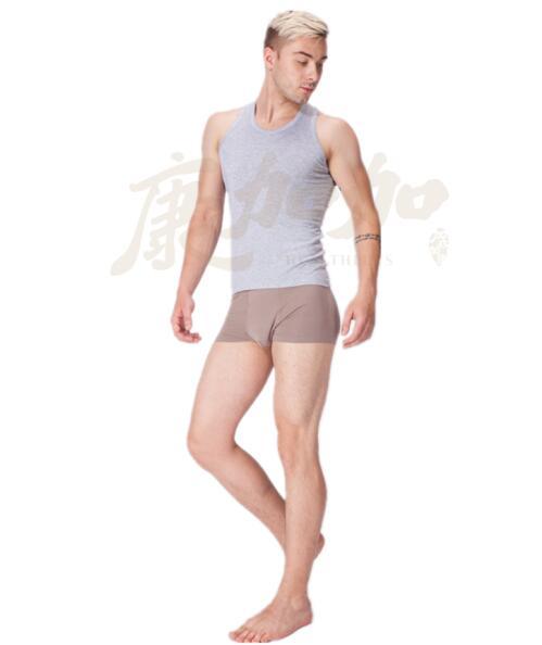 男士银离子内裤抗菌养生内裤定做贴牌代加工