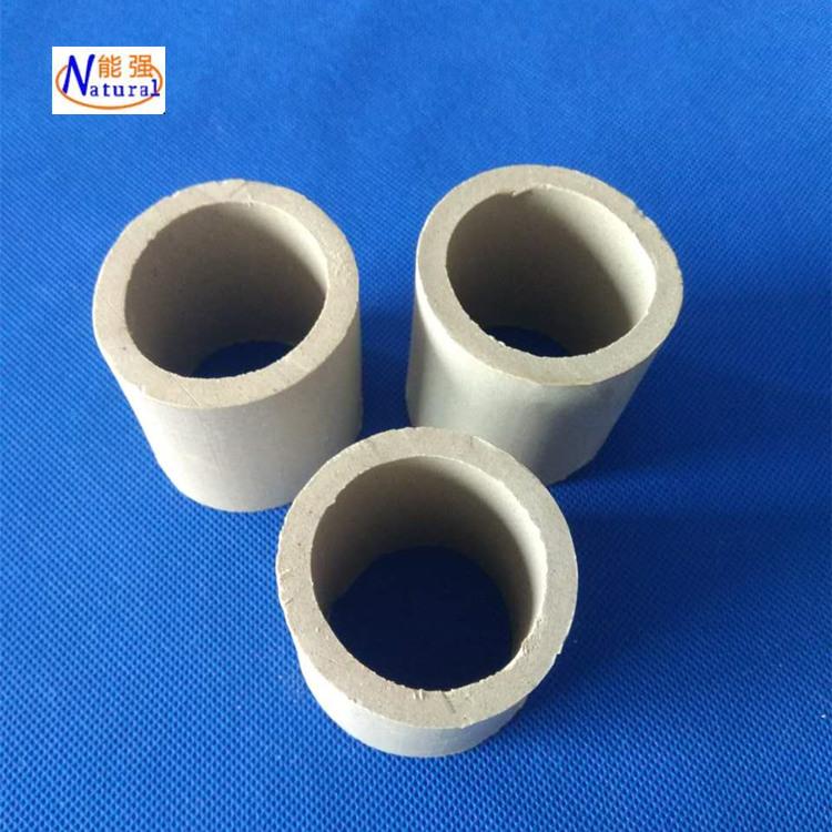 生产厂家大量供应陶瓷散堆填料 传质设备 填料陶瓷拉西环