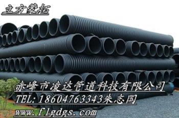 承德PVC电力管立方管道赤峰管材