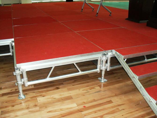 奥安舞台灯架专业供应-鄂州活动拼装舞台