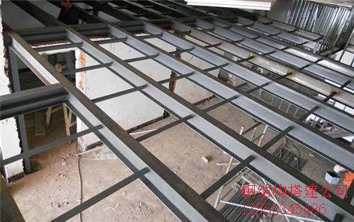 天津西青区钢结构封阳台房顶加盖彩钢房顶搭建13552345486