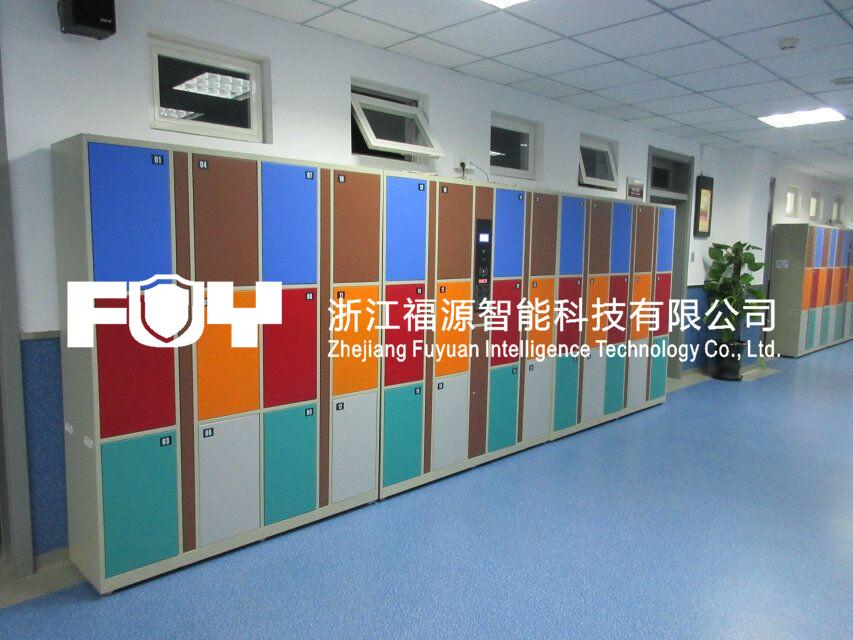 学校寄存柜 校园一卡通储物柜及ICID卡联网储物柜的成因-浙江福源