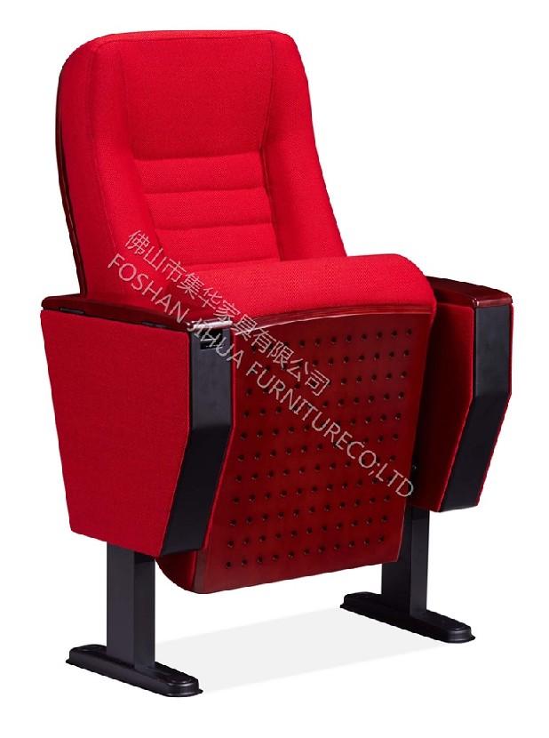 礼堂椅动态舒适体验的佛山集华礼堂椅给你