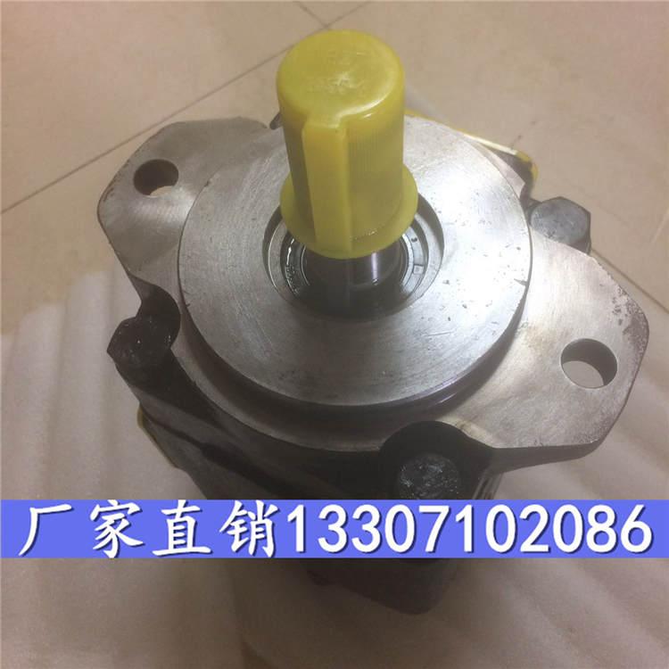 denison双联叶片泵T6D-B28-1R02-C4安装尺寸
