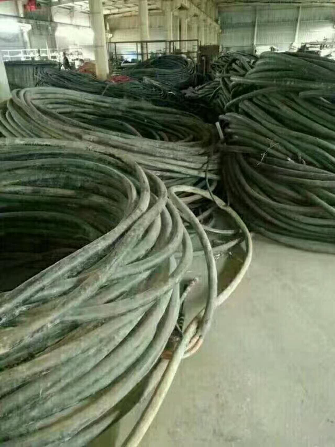 辽宁营口诚信回收废旧电缆@ 价格