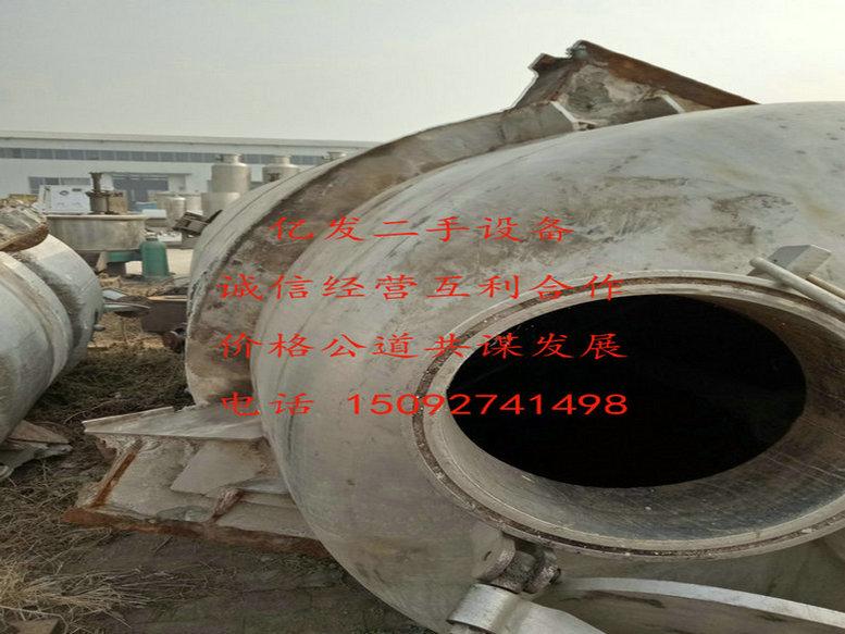 遂宁二手搪瓷反应釜回收