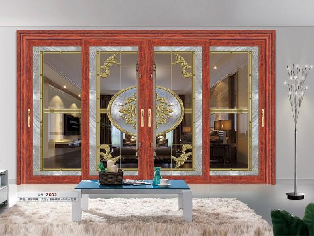【厂家直销】佛山品质好的铝合金门窗豪华铝合金门窗