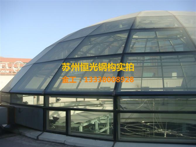 张家港车库钢结构雨棚制作钢结构悬挑平台搭建