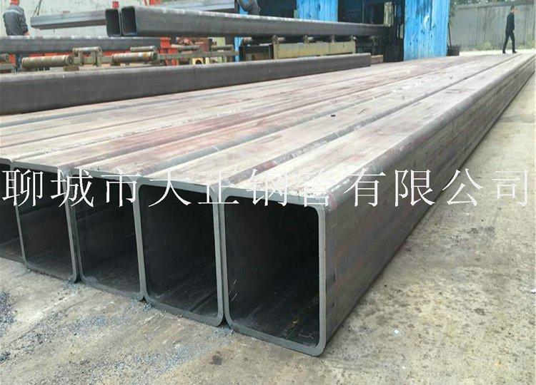 方管钢管边长140*95*13材质A3