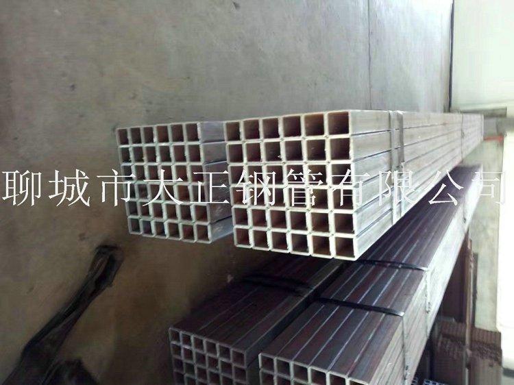 380*380*5.75方管、Q345D扁管、低合金矩形管、扁通