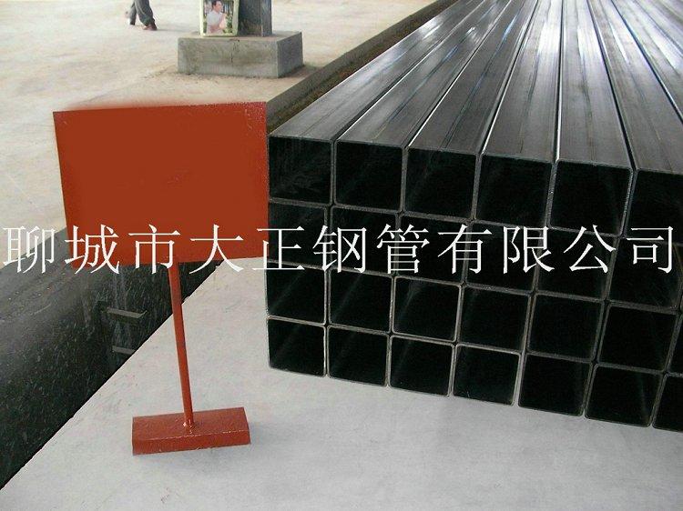 方管钢管边长120*50*1.5材质Q345B