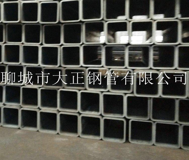 方管钢管边长140*100*2材质Q345B