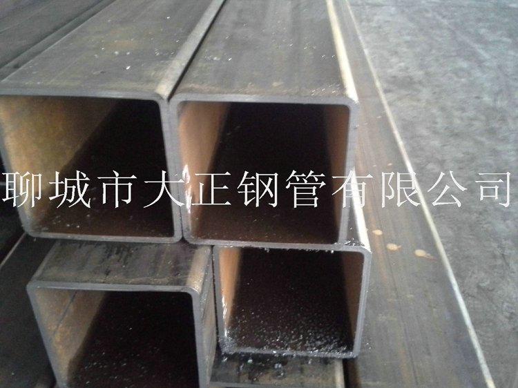 方管钢管边长140*95*13材质Q345D