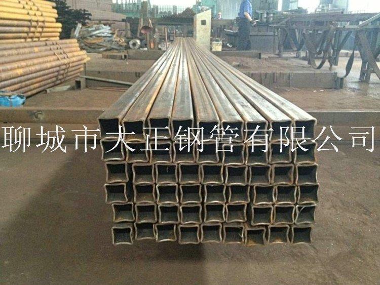 方管钢管边长80*30*1.75材质20号