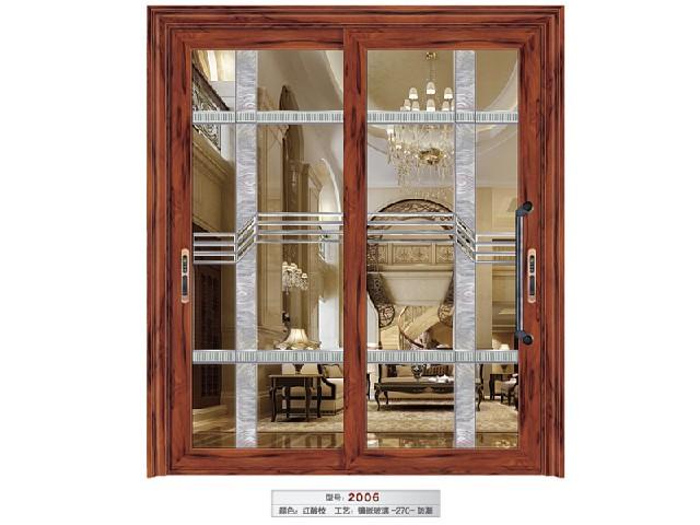 广东铝合金门窗怎么样-段条铝合金门窗