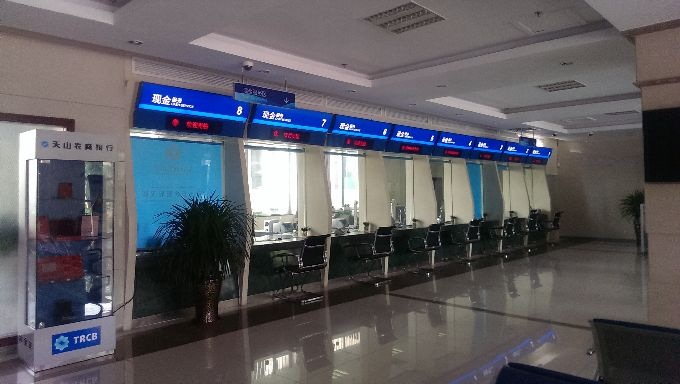 广州市鑫瑞电子提供好的银行智能排队机-银行排队机价位