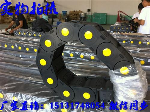 广安数控机床塑料拖链-厂家供货
