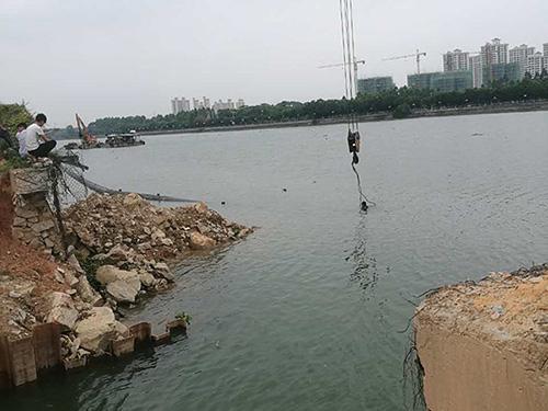 潜水打捞 专业的沉船打捞