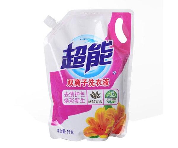 沧州品质优良的洗衣液包装袋唐山洗衣液包装袋
