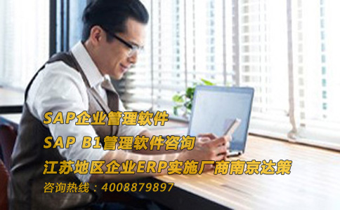 南京ERP供应商 南京ERP软件公司 就找南京达策SAP代理商