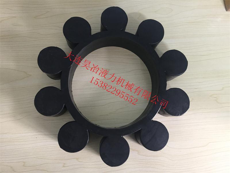 黑龙江大庆昊冶限矩型液力耦合器梅花垫厂家直销