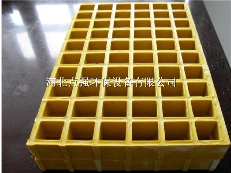 工业耐酸防腐玻璃钢格栅-天津工业玻璃钢格栅