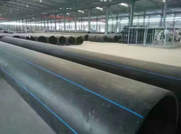 平凉灵台县PE管专业生产厂家PE给水管PE排水管各种口径、规格齐全