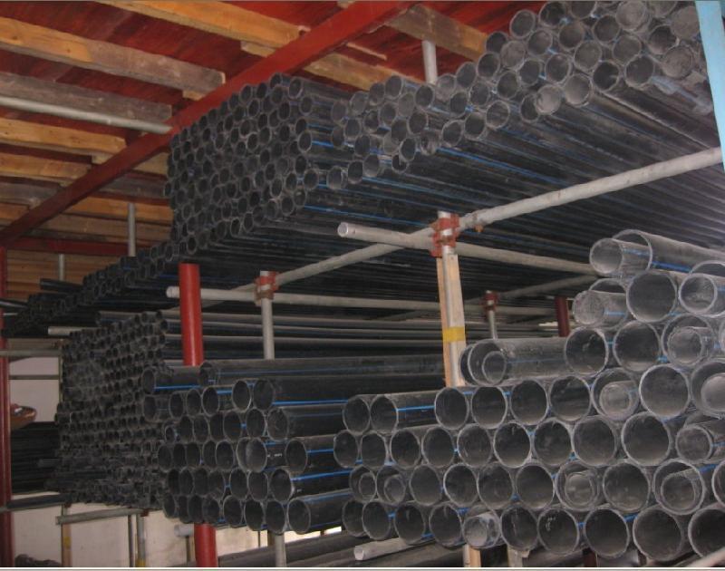 汉中南郑县PE打孔管生产厂家、根据图纸设计定样生产