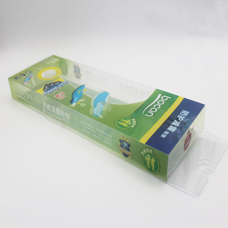 深圳包�b盒印刷�S家 定做PET盒子 透明PET包�b盒