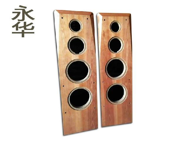永华音箱优质原木皮音箱组合供应商、实木音箱