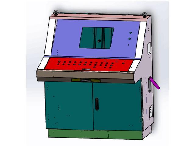 设备外壳设计体系完善