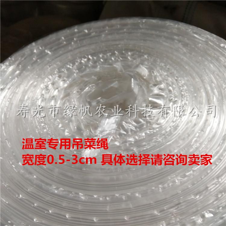 供应白色坯子绳  高温坯子绳 耐高温防老化 大棚材料