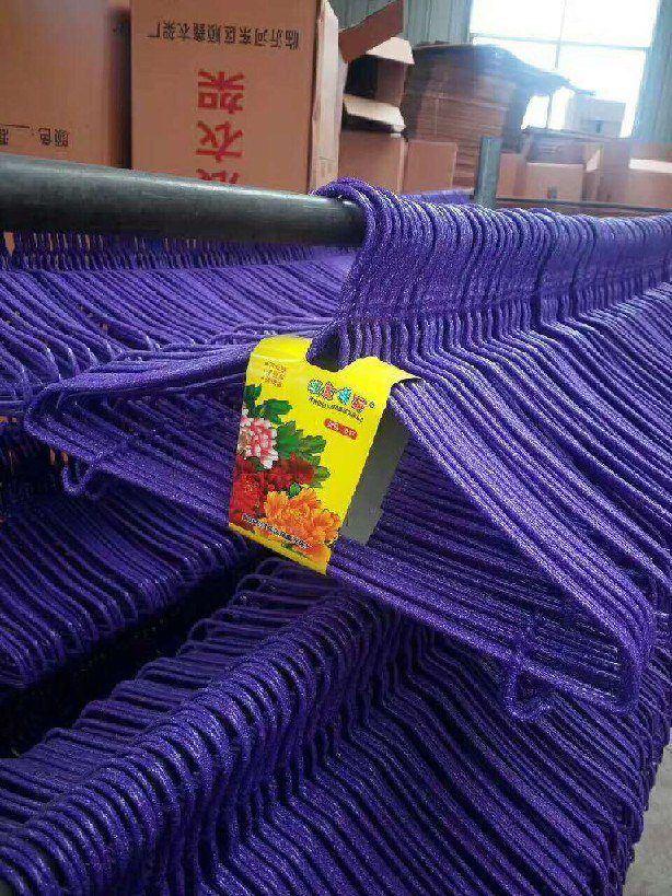 价位合理的浸塑衣架-公道的浸塑衣架就在顺鑫衣架加工厂