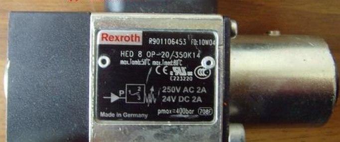 力士乐压力继电器低价批发、便宜的力士乐压力继电器