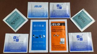 3D眼镜清洁片、3D眼镜清洁纸【JELID、洁之良品】