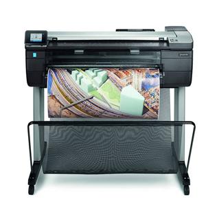 惠普大幅面绘图仪、适用于影响、图文、设计院、工程