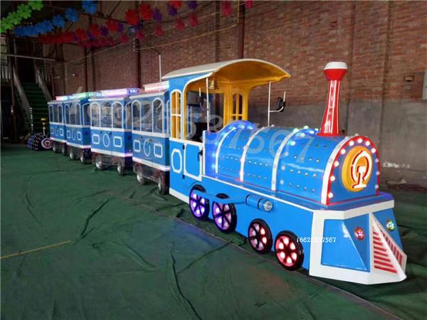 【观光火车】室内儿童游乐设备要受用质量好安全系数高的产品