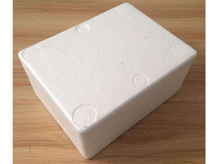 银川德淳建材为您提供质量好的水果泡沫箱、宁夏水果泡沫箱生产