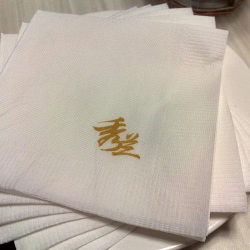 哪里买的餐巾纸
