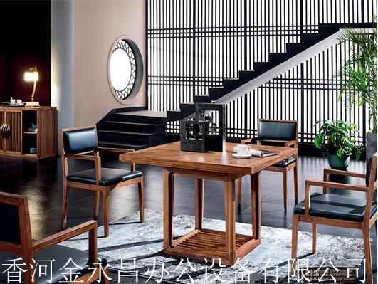 纯实木办公家具、实木办公桌、大班台定制行情 价位合理的纯实木办公家具