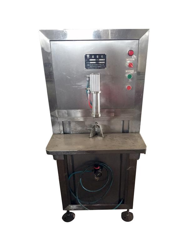 江苏信誉好的单头油辣椒灌酱机公司、高品质单头油辣椒灌酱机