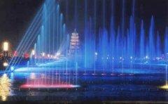 惠州动态喷泉