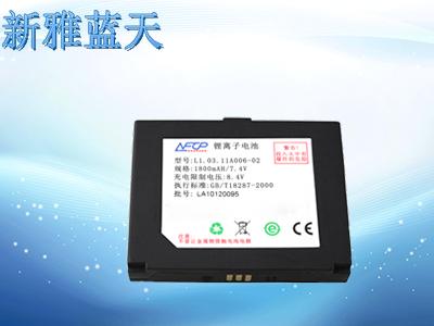 安徽智能锂电池_哪里有售耐用的微型打印机锂电池