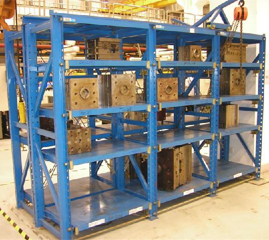 模具货架哪家的比较好 供应模具货架