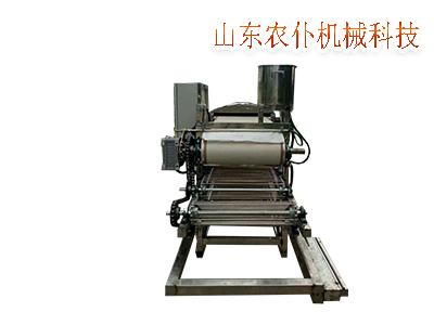 厂家直销北京市特氟龙凉皮机 山东特氟龙凉皮机