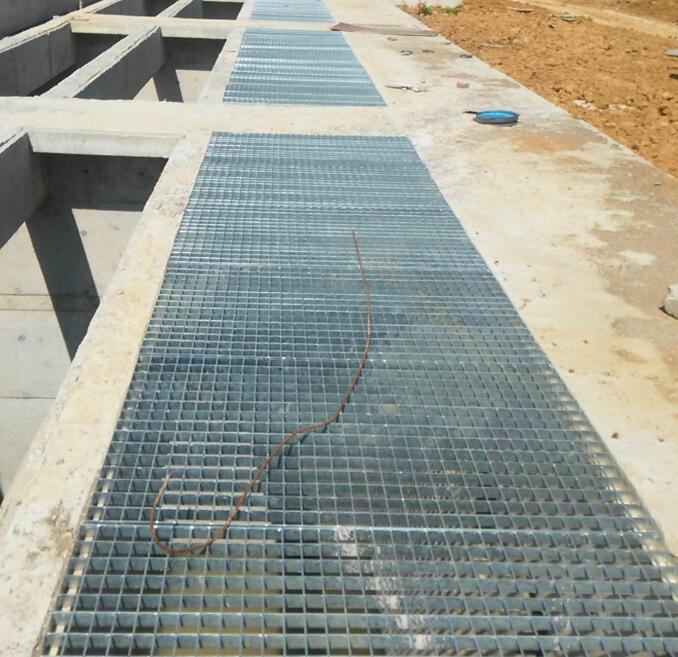 热镀锌钢格栅盖板尺寸热镀锌钢格栅盖板规格泰江